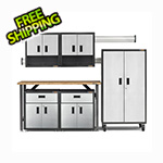 Gladiator GarageWorks Ready-to-Assemble Garage Storage Set