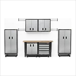 12-Piece Premier Garage Cabinet Set