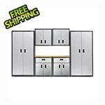Gladiator GarageWorks 8-Piece RTA Garage Cabinet Set