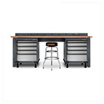 Gladiator GarageWorks 5-Piece Premier Workbench Set