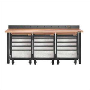 8-Piece Premier Workbench System