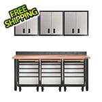 Gladiator GarageWorks 11-Piece Premier Garage Tool Storage System