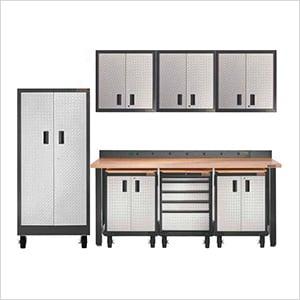 12-Piece Premier Garage Organization Set