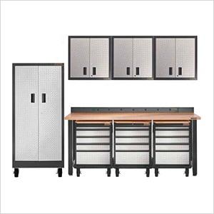 12-Piece Premier Garage Organization System
