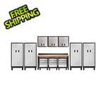 Gladiator GarageWorks 15-Piece Garage Organization Cabinet System