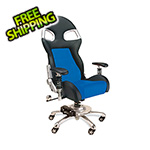 Pitstop Furniture LXE Office Chair (Navy)