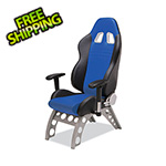 Pitstop Furniture GT Receiver Chair (Navy)