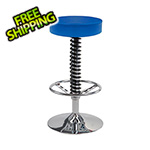 Pitstop Furniture Crew Bar Stool (Navy)