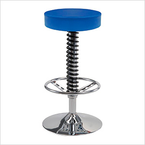 Crew Bar Stool (Navy)
