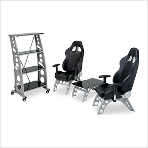 4-Piece Racing Furniture Set