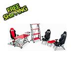 PitStop Furniture 7-Piece Racing Furniture Set