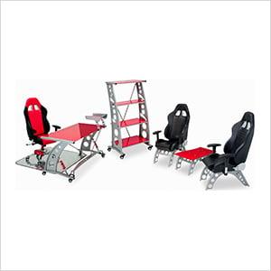 7-Piece Racing Furniture Set