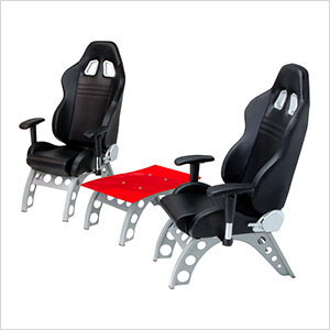 Pitstop Furniture Gt Receiver Chair And Table