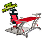 PitStop Furniture 3-Piece Office Racing Furniture Set