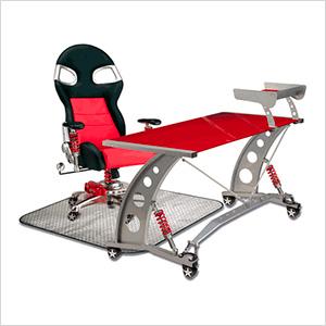 3-Piece Office Racing Furniture Set