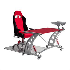 3-Piece GT Office Racing Furniture Set