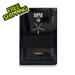 Mesa Safe Company 39-Gun Fire Safe with Electronic Lock (High Gloss Black Finish)
