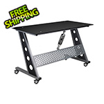 Pitstop Furniture Compact Desk (Carbon Fiber)
