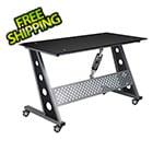Pitstop Furniture Compact Desk (Carbon Fiber)