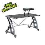 Pitstop Furniture GT Spoiler Desk (Carbon Fiber)