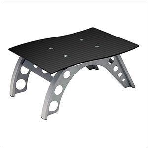 Chicane Side Table (Carbon Fiber)