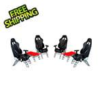PitStop Furniture 6-Piece Racing Furniture Set