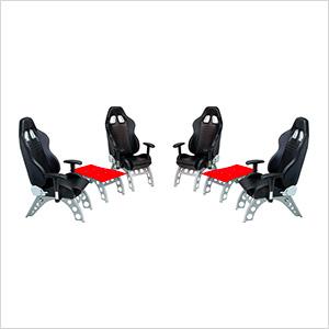 6-Piece Racing Furniture Set