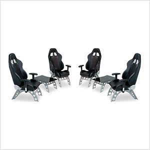 6-Piece Racing Furniture Set