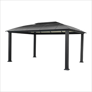 12 x 16 ft. Siena XL Hard-Top Dome Gazebo