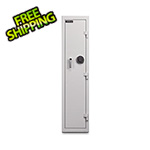 Mesa Safe Company Single Door Pharmacy Safe (White)