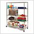 60-Inch 5-Shelf Shelving System