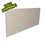 Proslat 8' x 4' PVC Wall Panels and Trims (Sandstone)
