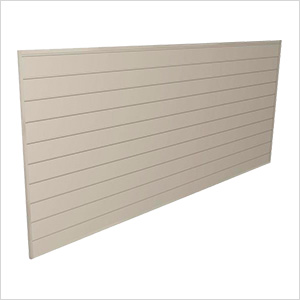 8' x 4' PVC Wall Panels and Trims (Sandstone)