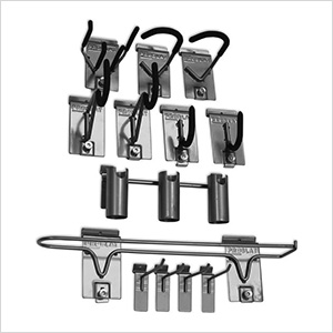 12-Piece Sports Hook Kit