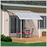 Joya 10' X 10' Patio Cover (White)