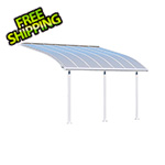Palram Joya 10' X 14' Patio Cover (White)