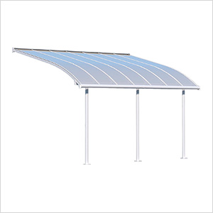 Joya 10' X 14' Patio Cover (White)