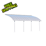 Palram Joya 10' X 24' Patio Cover (White)