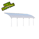 Palram Joya 10' X 28' Patio Cover (White)