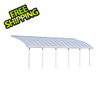 Palram Joya 10' X 30' Patio Cover (White)