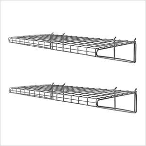 24-Inch Metal Shelf (2-Pack)