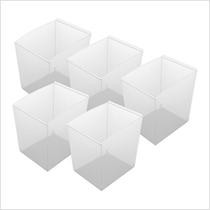 5-Piece Deep Pro Bin Set
