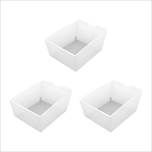 3-Piece Large Pro Bin Set