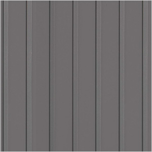 7.5' x 17' Ribbed Roll-Out Garage Floor (Grey)