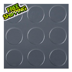 G-Floor 7.5' x 17' Coin Roll-Out Garage Floor (Grey)
