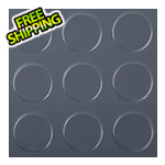 G-Floor 10' x 24' Coin Roll-Out Garage Floor (Grey)