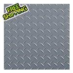 G-Floor 8.5' x 22' Diamond Tread Roll-Out Garage Floor (Grey)