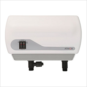 On-Demand 8.5kW / 240V 1.23 GPM Electric Tankless Water Heater