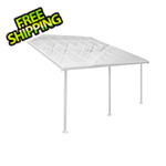 Palram Feria 13' x 14' Patio Cover (White)