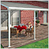 Feria 13' x 20' Patio Cover (White)